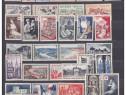 Colectie timbre nestampilate Franta anii '50