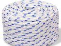 Frânghie marinărească din polipropilenă, alb, 143806