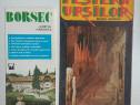 Pliant turistic, ghid vechi comunism Borsec, Pestera Ursilor
