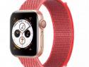 Curea Din Material Cu Scai Apple Watch Seria 1/2/3/4/5