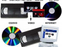 Transfer video de pe casete VHS, MiniDV, Video 8 pe DVD