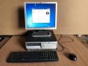 PC desktop HP dual core - fara monitor (separat)
