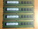 DDR3 Samsung 4x1Gb , 1333MHz, memorii pentru desktop