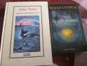 Cărți de Jules Verne și Susan Cooper