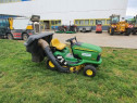 Tractoras ,tractor tuns gazon , iarba