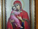 Icoana Maicii Domnului – Dulcea Sarutare