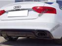 Difuzor bara spate Audi A5 Sportback Sline S5 2012-2015 v11
