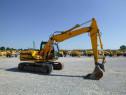 Excavator pe senile JCB JS130