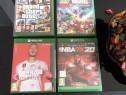 Jocuri Xbox One Fifa 20,GTA 5,Watch Dogs,Marvel Eroi,NBA20