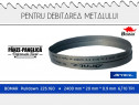 Fierastrau panglica metal 2400x20x0.9x6/10 BOMAR 225.160