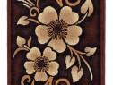Covor Floral Devos, Maro 67x120 cm