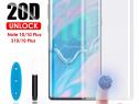 Samsung S20 S20+ S20 Ultra Folie Sticla Curbata Ultraviolet