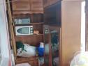 Mobilier bucatarie cu frigider si mobilier dormitor