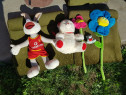 Jucarii plus,ursulet,buggs bunny,floricica