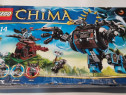 Lego original Chima 70008 Gorzan's Gorilla Striker piesele n