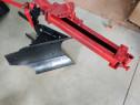Plug reversibil pentru motocultor mare sau tractoras model n