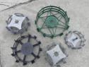 Roti metalice pentru motocultor 60cm, 50cm, 42cm, 37cm