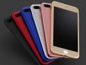 Husa 360° fata + spate pt. iPhone 6s Plus , 7, 7 Plus , 8