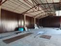 Închiriez hala structura metalică izolata Sibiu