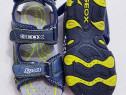 Sandale outdoor Geox Respira, nr. 32, piele naturală, băieți