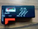 Tester baterii 1.5V si 9V