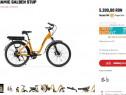 Bicicleta electrica Pegsas Comoda Dinamic nou, sigilat garan