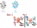 Baloane diverse modele pentru petreceri, botez, aniversari
