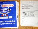 Carti schema TV Electronica E47 & TV Sport & Telecolor 3007