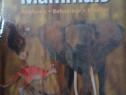 Carte excelenta Animale Mamifere, in limba engleza