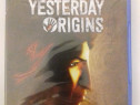 Yesterday Origins Playstation 4 PS4