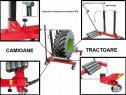 Dispozitiv montare anvelope de camioane si tractoare XXL