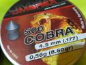 1.500 alice capse pelete 4.5 mm 177 ( cap ascutit ) UMAREX