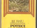 Ilie Fratu-Poteci si cabane in muntii Fagarasului