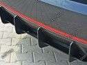 Difuzor bara spate Skoda Octavia MK3 RS 2013- v1