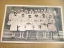 A518-I-Poza veche Grup scoala sanitara de fete anii 1940...