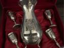 Set placat argint Bolivia Genuine Pewter Inpel