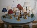 Veioze, lampi, lampadare, sfesnice vechi