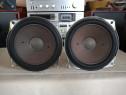 Set difuzoare Bass Grundig. 8 ohms,30 watts,20 cm.Impecabile