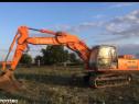 Excavator pe senile Fiat hitachi ex215