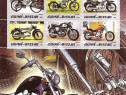 Super timbre colita nestampilata motociclete