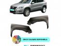 Aripa fata VW Tiguan 2008-2016 VOPSITA Negru Albastru Argint