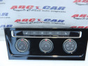 Panou comanda AC VW Golf 7 cod: 5G0907426AA 2014-2020