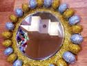 Decoratiune perete oglinda sau tavita