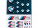 Set Autocolante / Stickere Oe Bmw M 80282466211