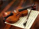 Lecții de vioară , teoria muzicii Alba Iulia