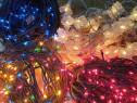 Instalatie brad Craciun, instalatii lumini colorate
