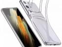 Samsung S21 S21 PLUS S21 Ultra Husa Slim Silicon Transparent
