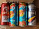 Doze bere fara alcool - Ursus Cherry, Cooler, Timisoreana