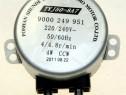 Motor platan tyj50-8a7, 4 watt, 4/4.8 r / minuten - 00611329