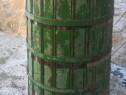 1 butoi/zacatoare lemn brad